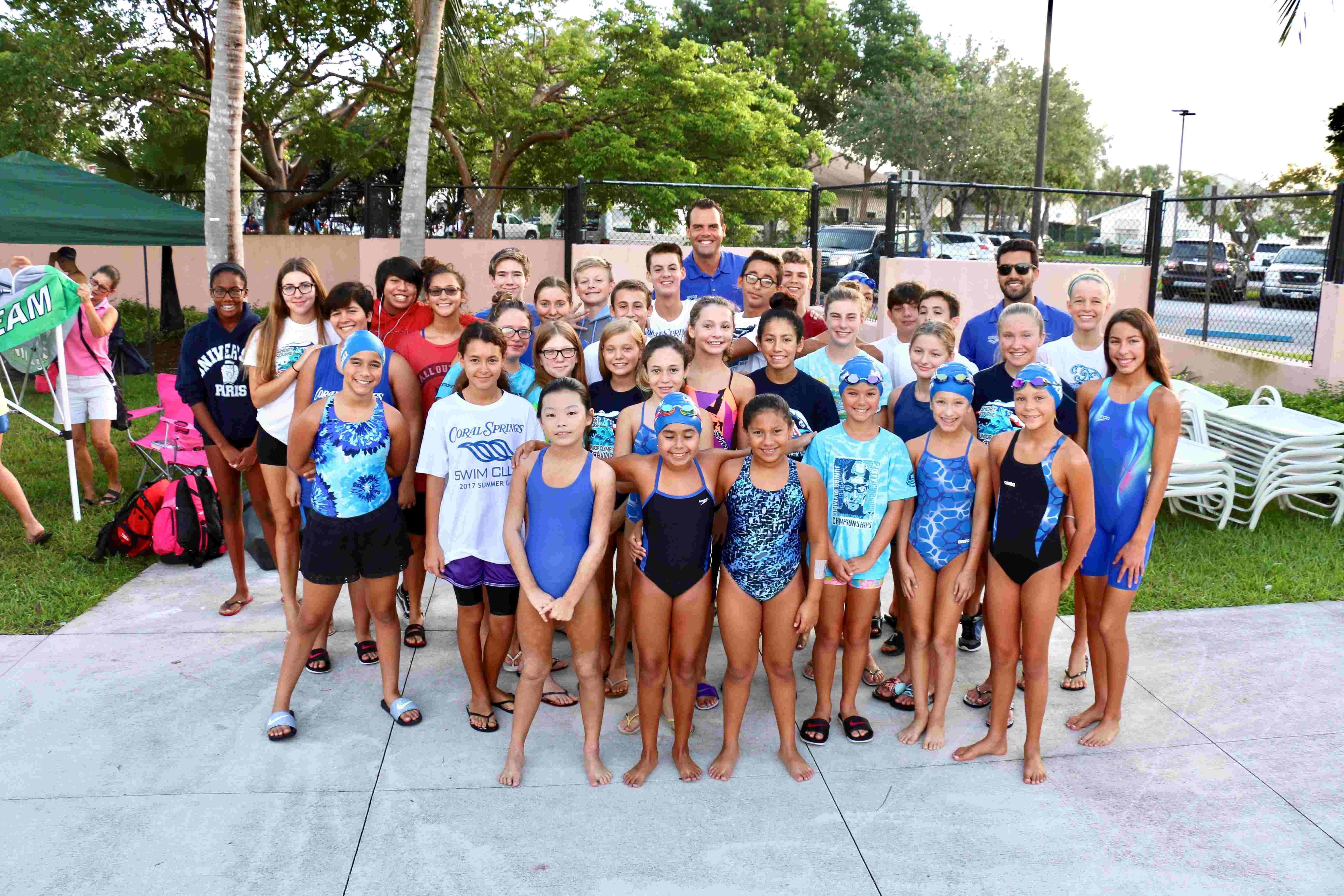 gil young memorial swim meet