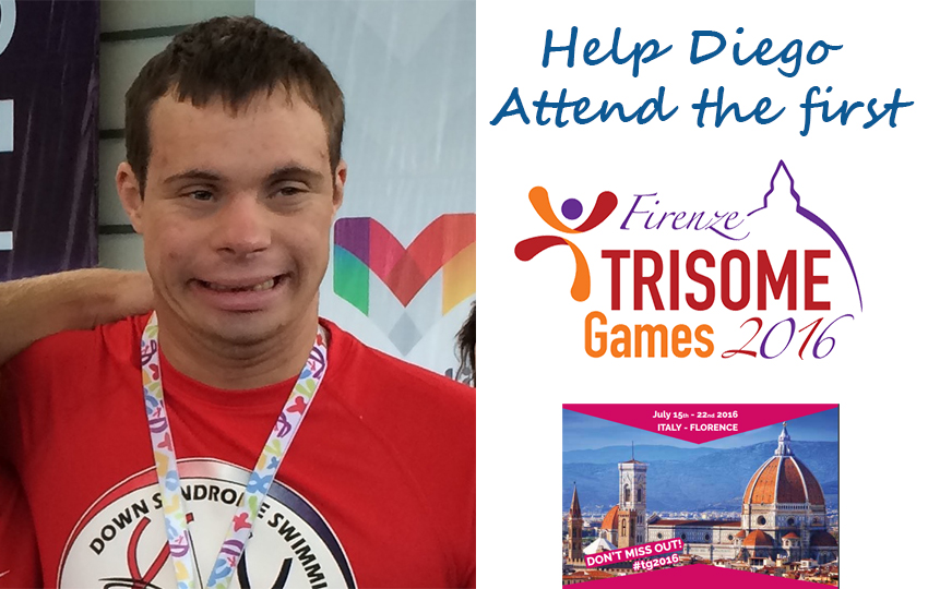 Help Diego Attend the first World Games